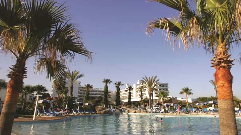 Adams Beach Hotel, Ayia Napa, Cyprus