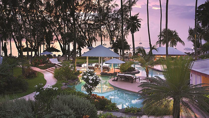 Colony Club, Barbados