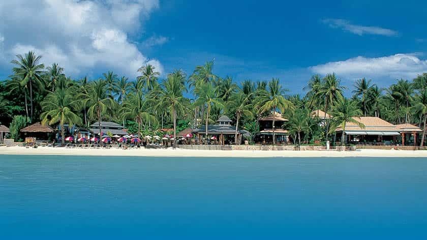 Chaba Cabana Beach Resort, Chaweng Beach, Koh Samui