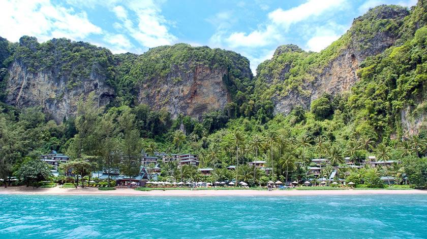 Private Beach, Centara Grand Beach Resort, Krabi