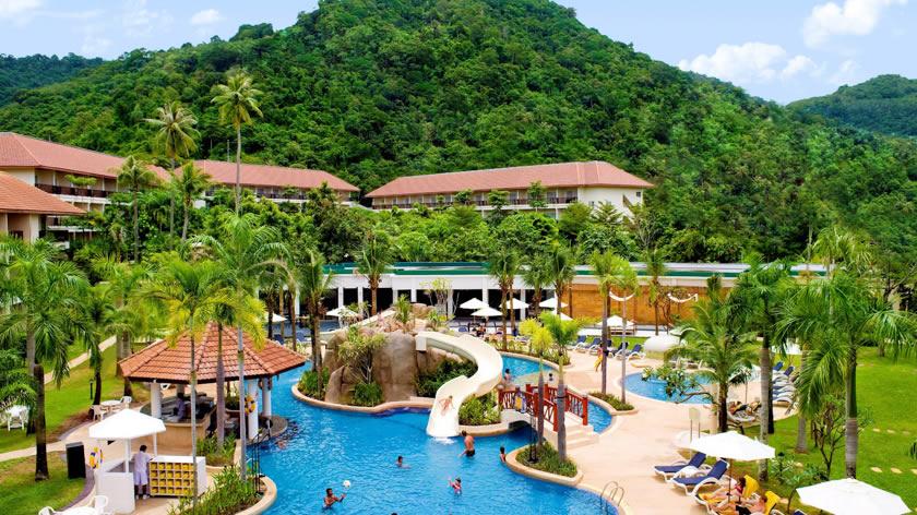Centara Karon Resort, Phuket, Thailand