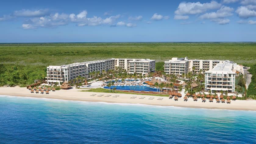 Exterior, Dreams Riviera Cancun, Riviera Maya, Mexico