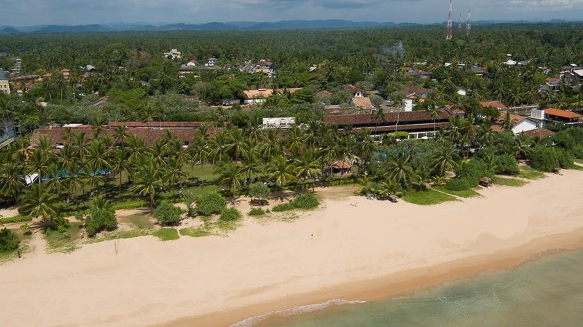 Charming hotel, Avani Bentota, Sri Lanka