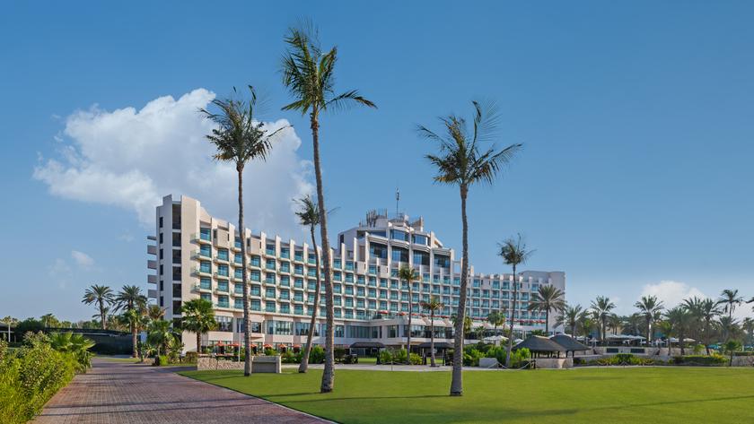 Aerial View of Resort, JA Jebel Ali Beach Hotel, Dubai