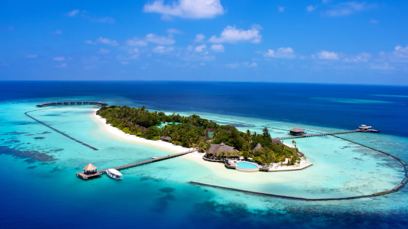 Komandoo Island Resort & Spa, The Maldives