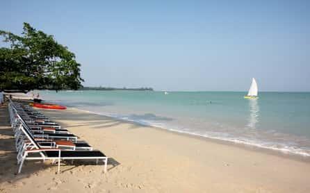 Beachfront, Kantary Beach Khao Lak, Thailand