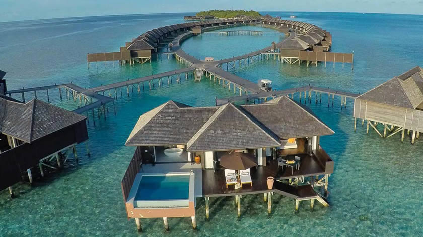 Lily Beach Island Resort, The Maldives