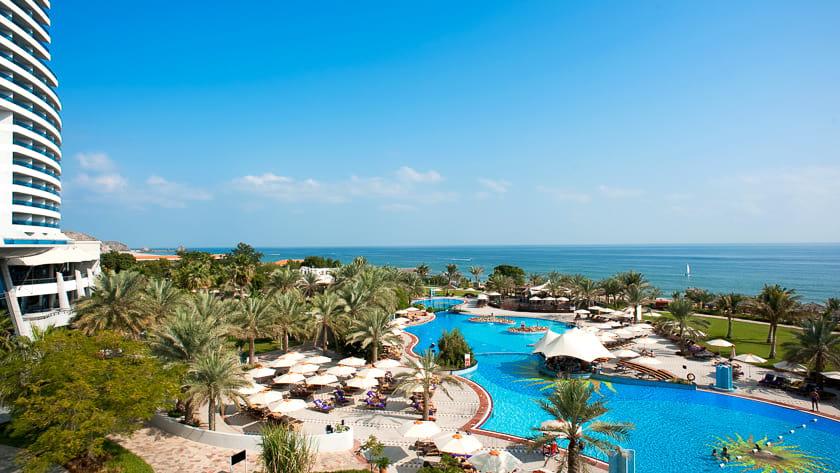 Le Meridien Al Aqah Beach Resort, Dubai
