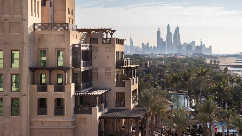 Mina A Salam Madinat Jumeirah, Dubai