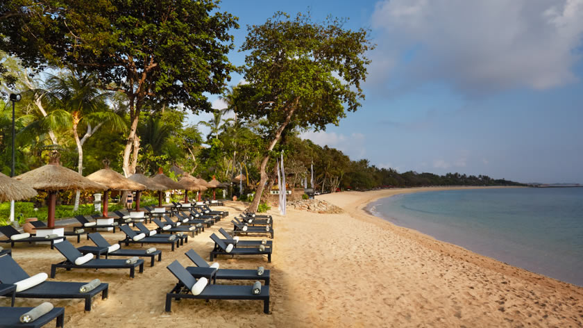 Nusa Dua Beach, Melia Bali
