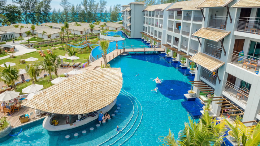 Mai Khao Lak Beach Resort & Spa, Thailand