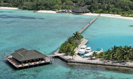 Paradise Island Resort & Spa, The Maldives