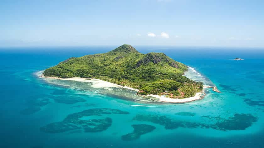 Sainte Anne Resort & Spa, Mahe, The Seychelles