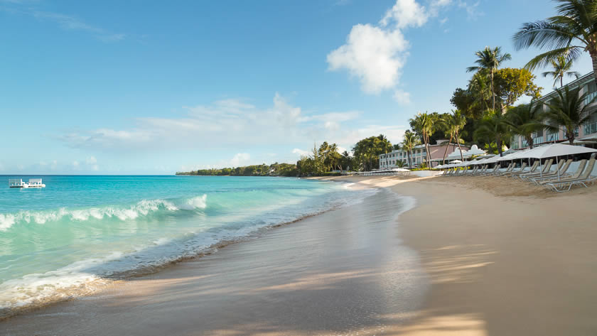 Enviable Beachfront Location