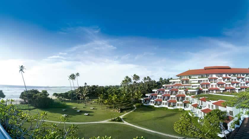 Stunning natural location, Vivanta by Taj Bentota, Sri Lanka