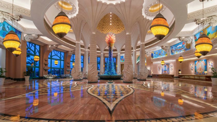 The Beach, Atlantis, The Palm, Dubai