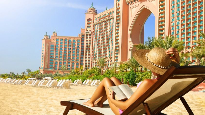The Zone, Atlantis, The Palm, Dubai