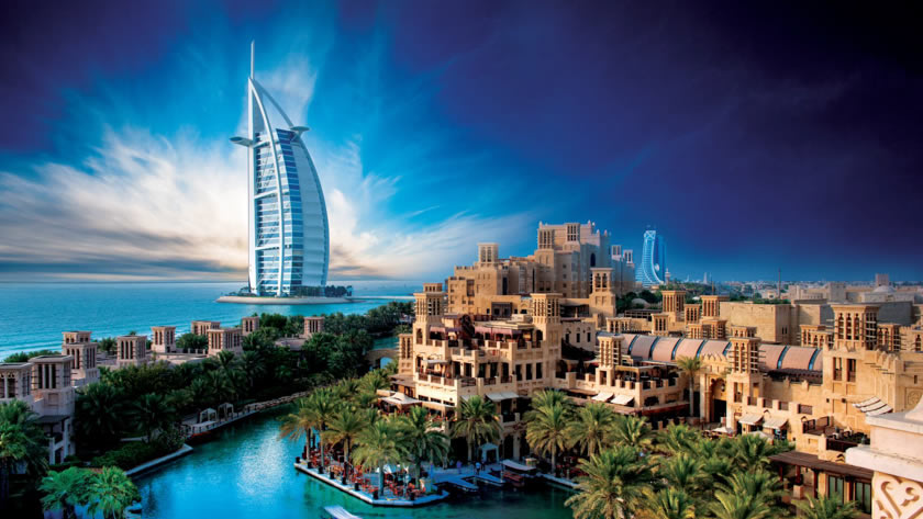 Waterways, Dar Al Masyaf Madinat Jumeirah, Dubai