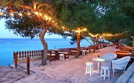 Beach Kiosk, Grecian Park Hotel, Cyprus