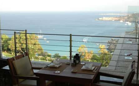 Restuarant View, Grecian Park Hotel, Cyprus