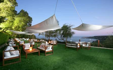 Cliff Bar, Grecian Park Hotel, Cyprus