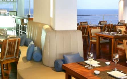 UMI Restaurant, Grecian Park Hotel, Cyprus