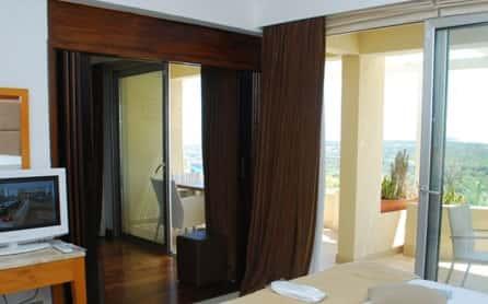 Standard Suite Living Area, Grecian Park Hotel, Cyprus