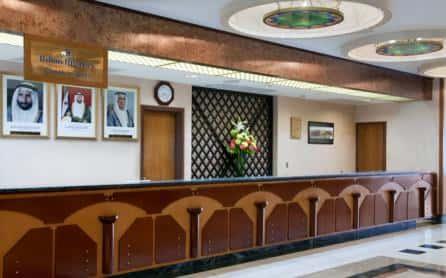 Lobby, Hilton Ras Al Khaimah, Dubai