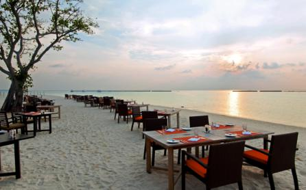 Inland Grill, The Sun Siyam Iru Fushi Beach & Spa Resort, The Maldives