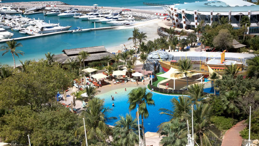 Jumeirah Beach Hotel and Marina