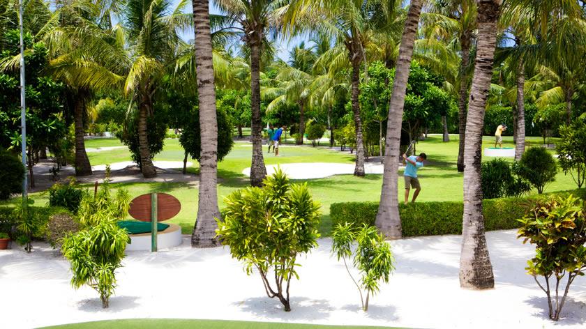 Sandy Beach, Kuredu Island Resort & Spa, The Maldives