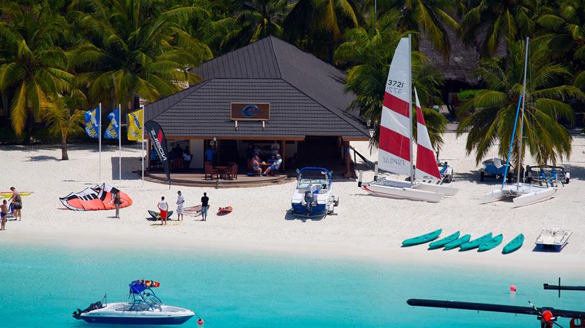 Villas, Kuredu Island Resort & Spa, The Maldives