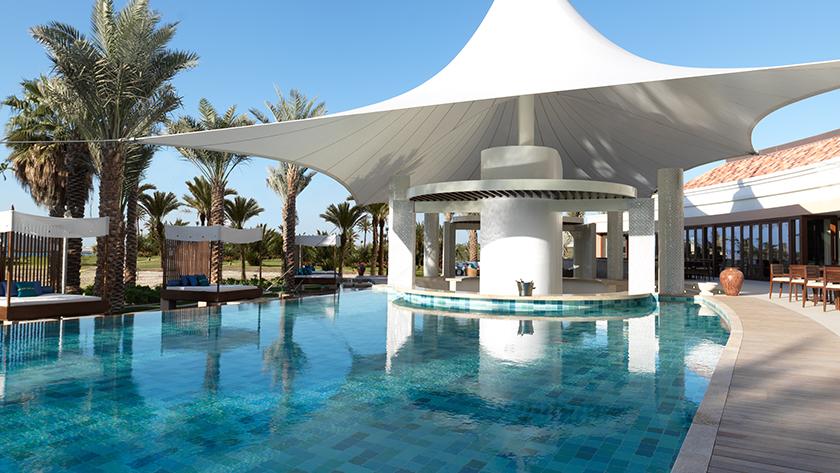 Hotel Gardens, Ritz-Carlton Dubai