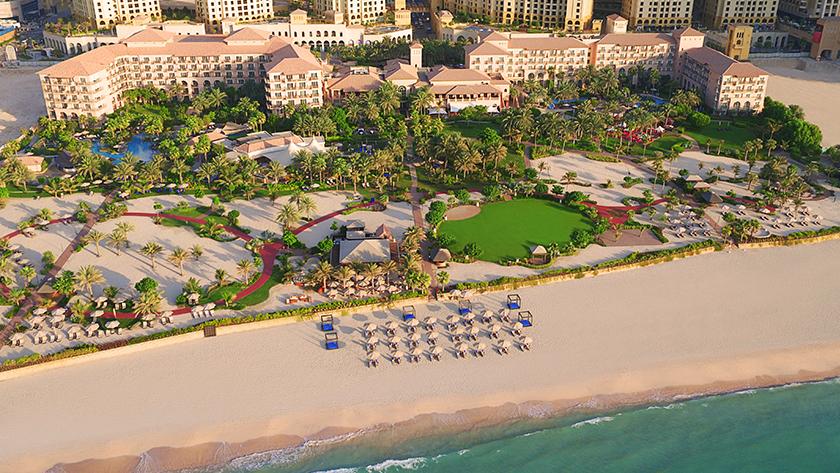 Main Lobby, Ritz-Carlton Dubai