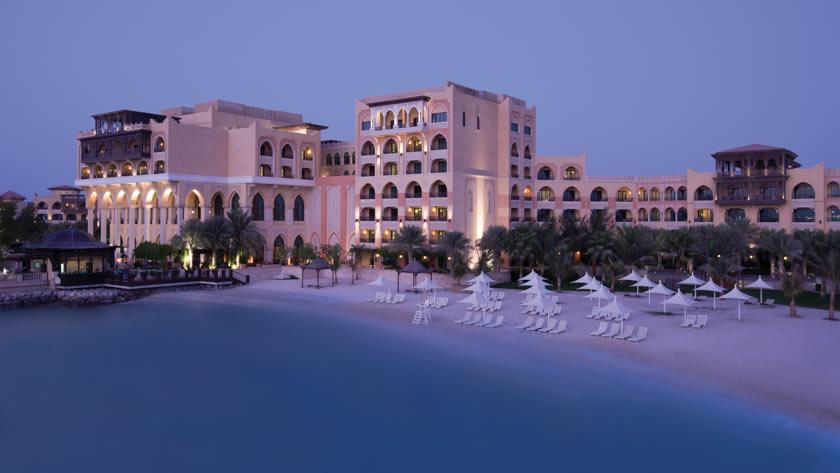 Lobby, Shangri-La Qaryat Al Beri Abu Dhabi