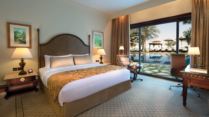 Executive Suite, Shangri-La Qaryat Al Beri Abu Dhabi