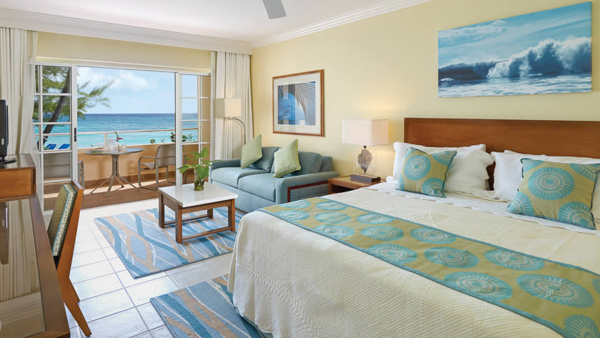 Junior Suite Ocean View, Turtle Beach by Elegant Hotels, Barbados