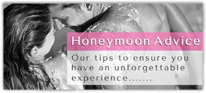 Honeymoon advice