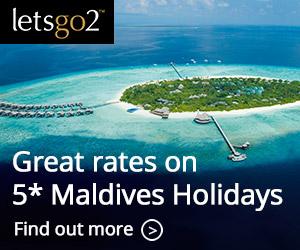 Letsgo2 Maldives Holidays