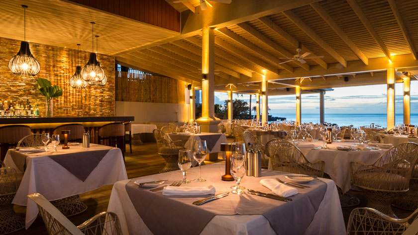 The Cove Restaurant at Blue Waters