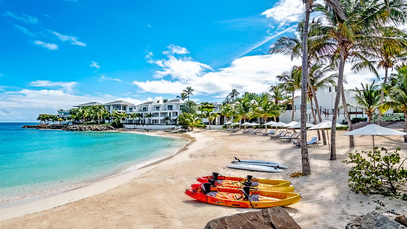 Hotels In Antigua - Hodges Bay Resort And Spa | letsgo2