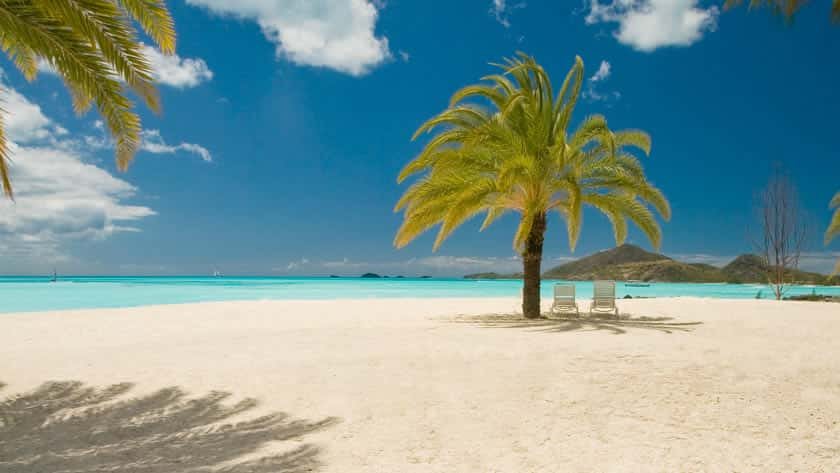 Jolly Beach Antigua The Best Beaches In World