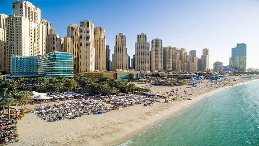 Hilton dubai jumeirah resort and residences hotel deals for Dubai hotels special offers