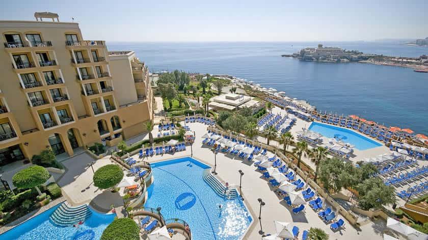 Marina Hotel, Corinthia Beach Resort