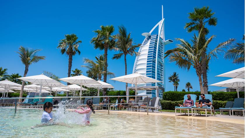 Luxury hotels in dubai jumeirah beach hotel letsgo2 - Jumeirah beach hotel swimming pool ...