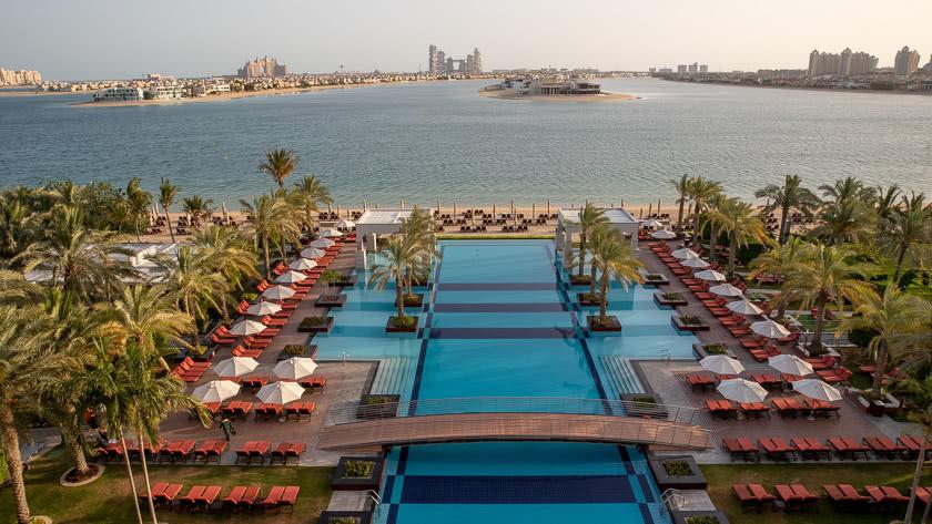Jumeirah zabeel saray hotel dubai offers dubai holidays for Dubai hotels special offers