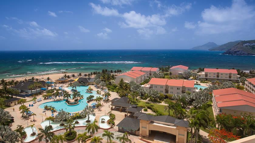Marriott Resort & The Royal Beach Casino St Kitts