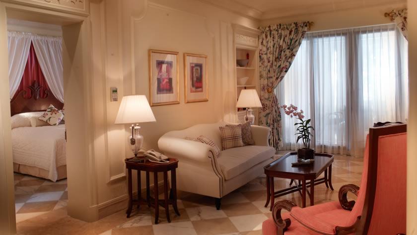 Rooms: Luxury Hotels In Barbados - Sandy Lane