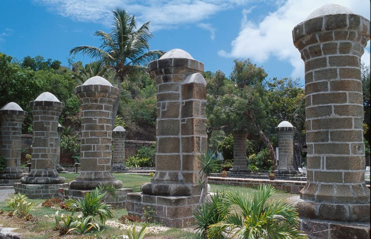 Nelson's Dockyard National Park