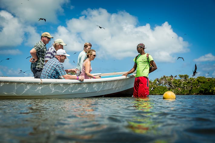 Antigua Boat tour